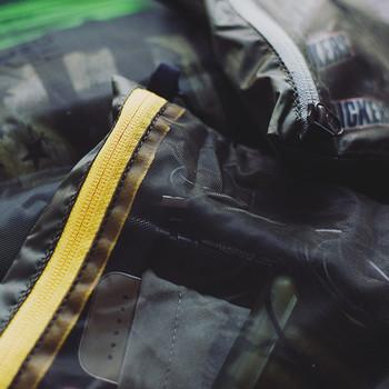 TASMANIAN TIGER - Mesh Pocket Set Safety Yellow Gelb