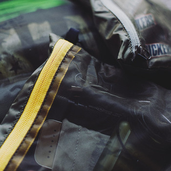 TASMANIAN TIGER - TT Mesh Pocket Set Safety Yellow