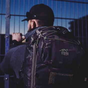 TASMANIAN TIGER - Modular Pack 30 Multicam Black