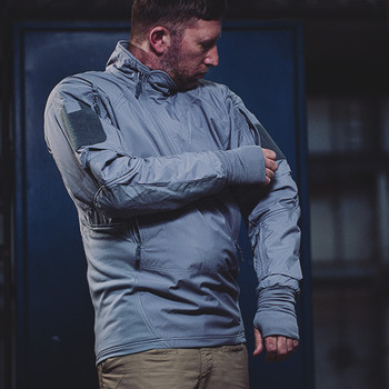 UF PRO - AcE Winter Combat Shirt Brown Grey