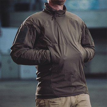 UF PRO - AcE Winter Combat Shirt Brown Grey