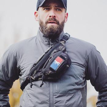 Arc'teryx LEAF - Atom Jacket LT Men's Gen2 (2019) Black Schwarz