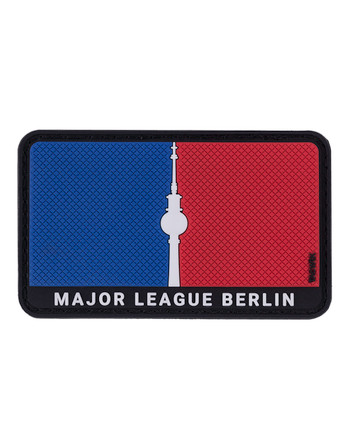 TACWRK - Major League Berlin Fernsehturm Rubber patch