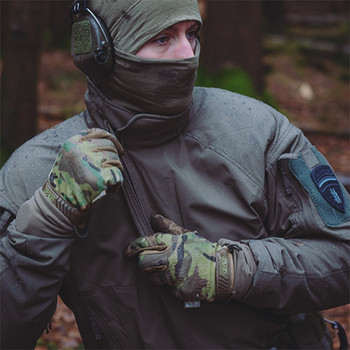 UF PRO - AcE Winter Combat Shirt Black Schwarz