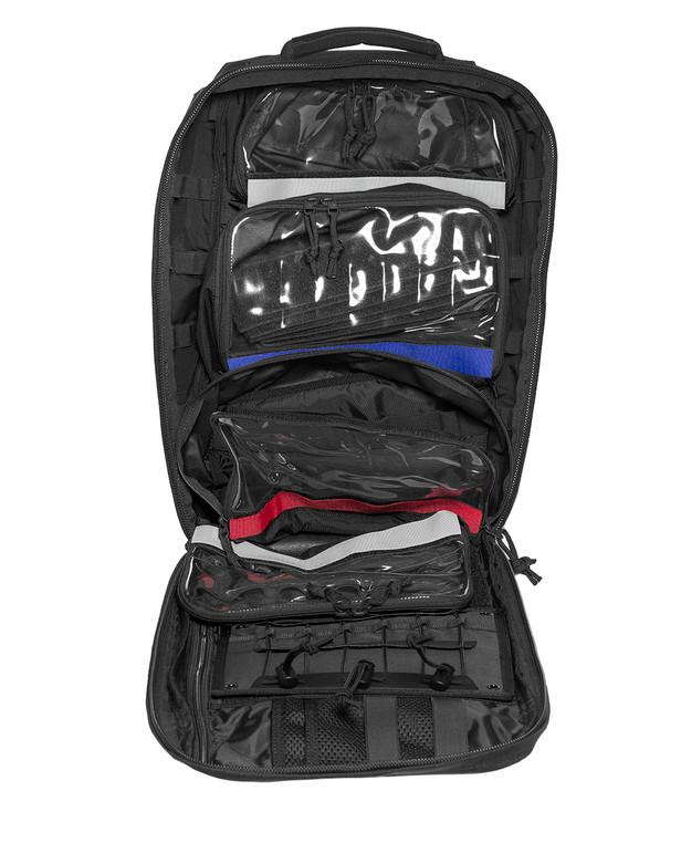 TASMANIAN TIGER TT Medic Assault Pack MKII L Black