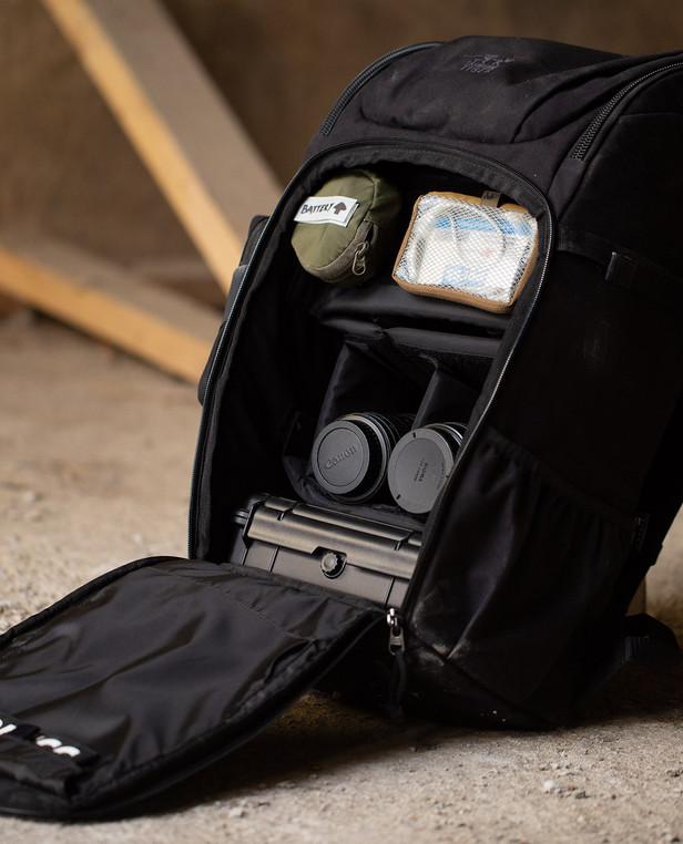 TASMANIAN TIGER TT Modular Camera Insert 30 Schwarz