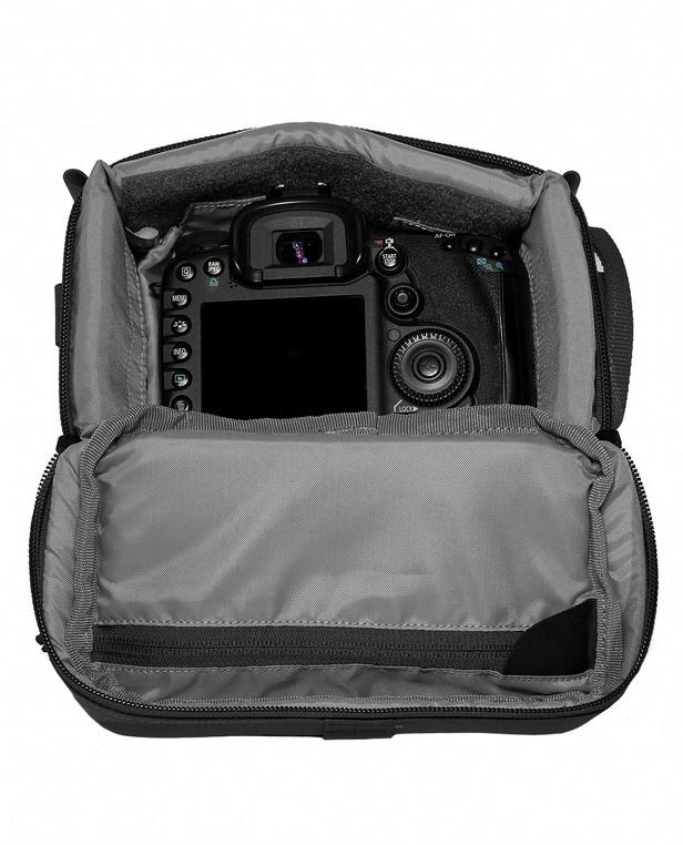 TASMANIAN TIGER TT Focus ML Camera Bag Schwarz