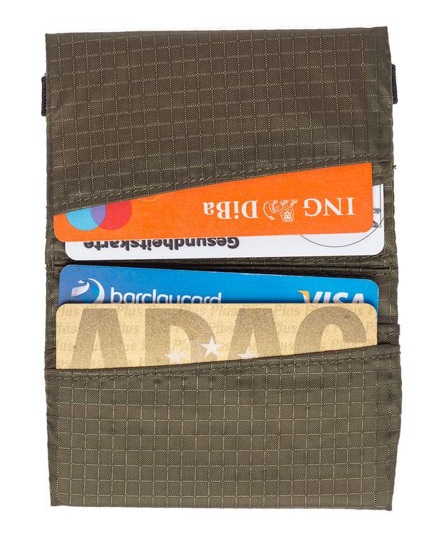 TASMANIAN TIGER TT Card Holder RFID B Olive