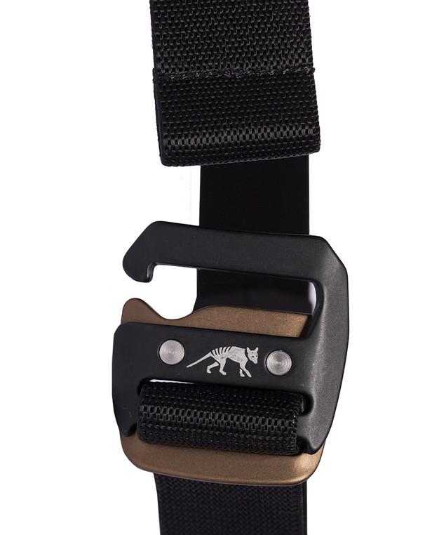 TASMANIAN TIGER TT Stretch Belt 38mm Schwarz