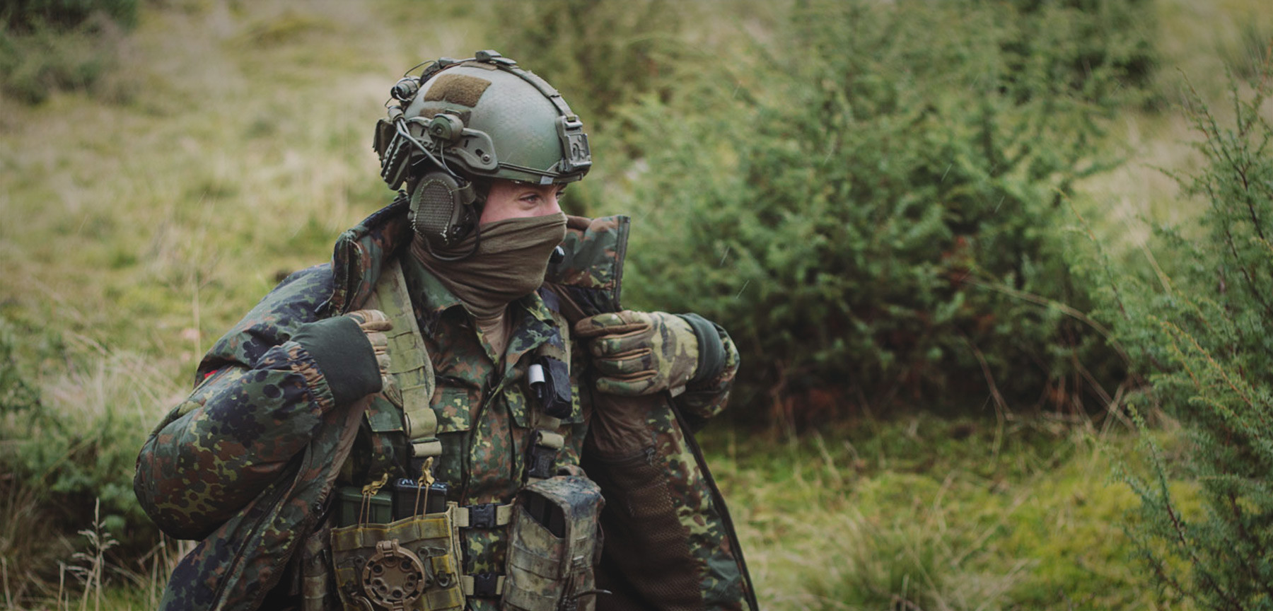 Carinthia HIG Jacket Spezialkräfte KSK