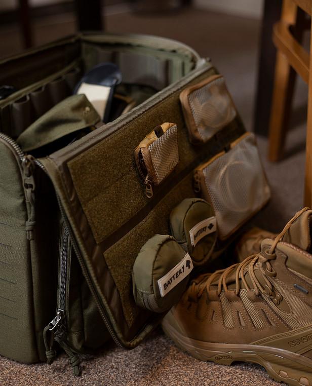 TASMANIAN TIGER TT Modular Range Bag Olive