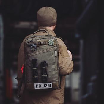 TASMANIAN TIGER - TT Medic Assault Pack MKII L Black