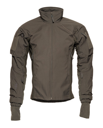 UF PRO - Delta AcE Plus Gen. 2 Jacket Brown Grey