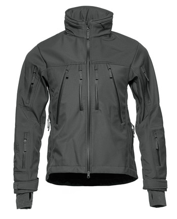 UF PRO - Delta Eagle Gen. 2 Softshell Jacket Steel Grey Grau