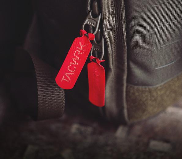TACWRK x Ventumgear Tactical Zipper Pulls