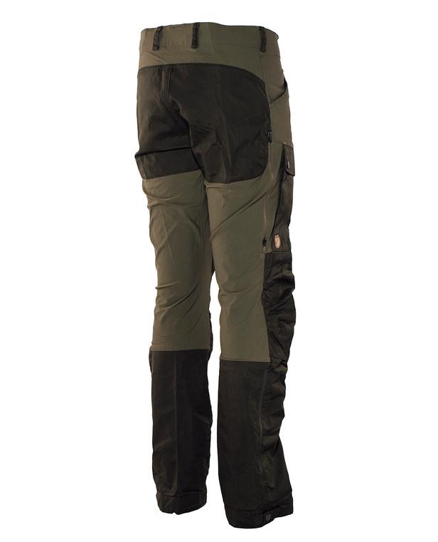 Fjällräven Keb Trousers Long 2019 Deep Forest-Laurel Green