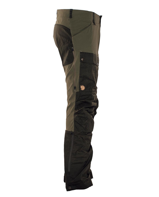 Fjäll Räven Keb Trousers Long Black
