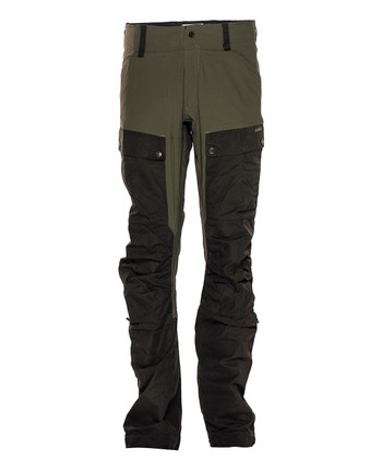 Fjällräven - Keb Trousers Long (2019) Deep Forest-Laurel Green