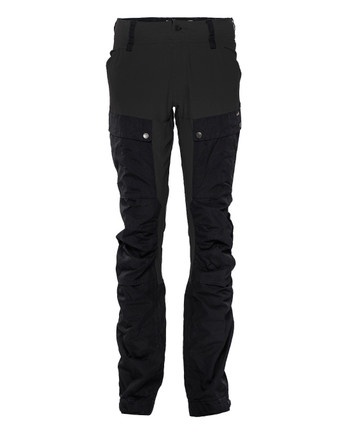 Fjällräven - Keb Trousers Long (2019) Black Schwarz