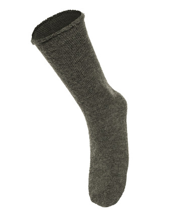 Woolpower - Socks 600 Pine Green