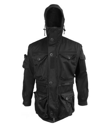 Leo Köhler - Combat Jacket KSK Smock Black