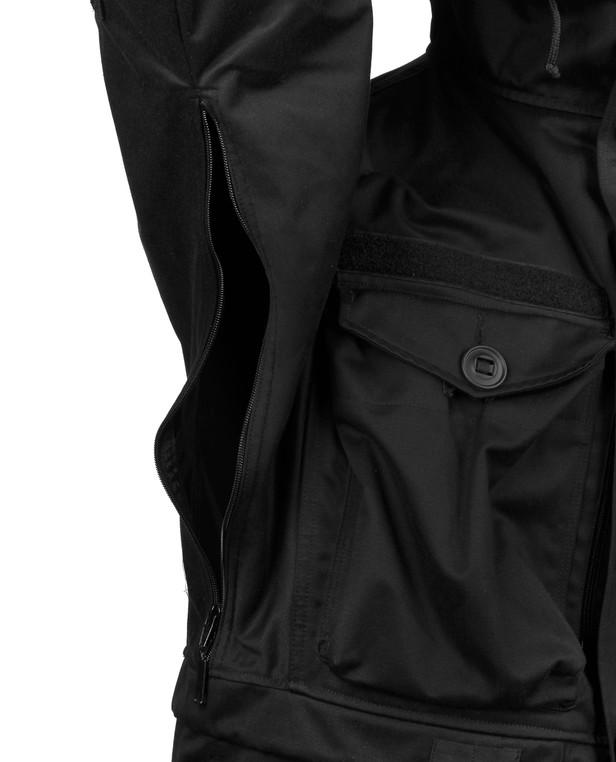 Leo Köhler Combat Jacket KSK Smock Black