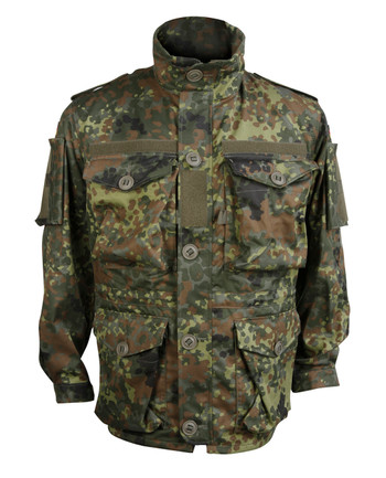 Leo Köhler - Combat Jacket Light Flecktarn