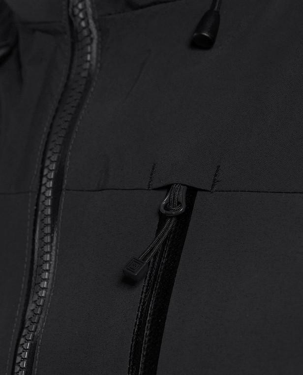 5.11 Tactical Approach Jacket Black Schwarz