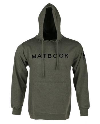 Matbock - Matbock Hoodie Military Green