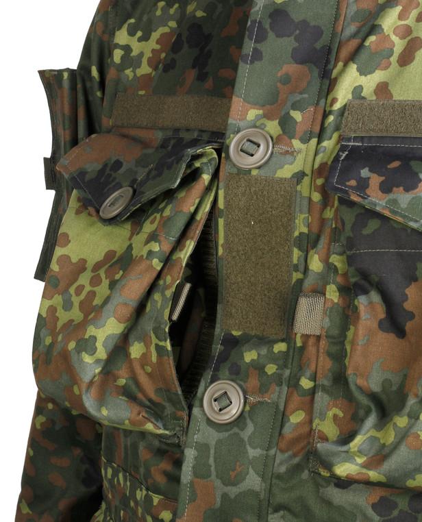 Leo Köhler Combat Jacket Light Flecktarn