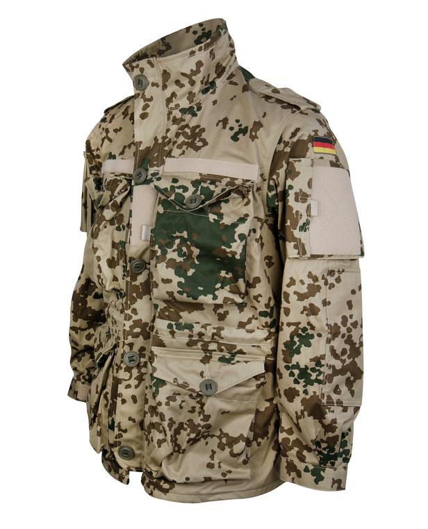 Leo Köhler Combat Jacket Light Tropentarn
