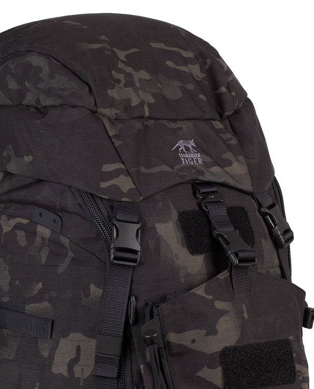 TASMANIAN TIGER TT Modular Pack 45 Plus Multicam Black