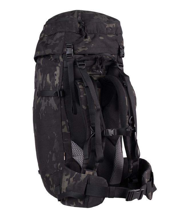 TASMANIAN TIGER TT Modular Pack 45 Plus Multicam Black