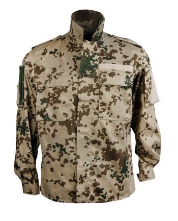 Leo Köhler - Kommando Field Shirt Tropentarn