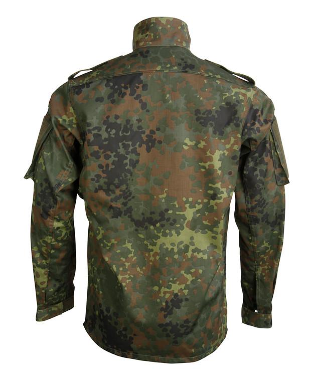 Leo Köhler Kommando Field Shirt Flecktarn