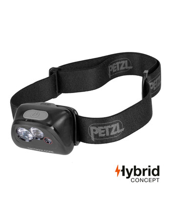Petzl - TACTIKKA CORE Black