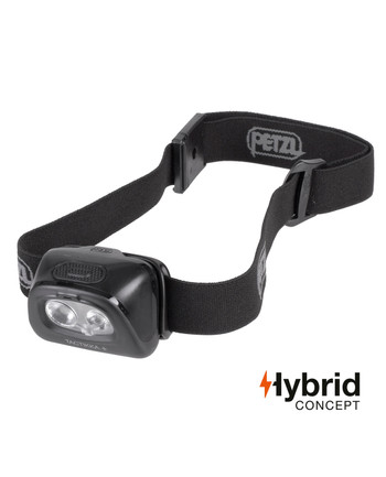 Petzl - TACTIKKA+ Black
