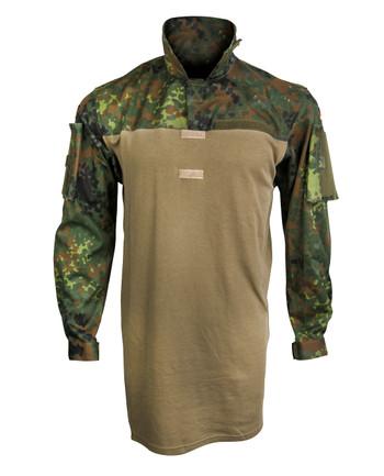 Leo Köhler - Combat Shirt Flecktarn