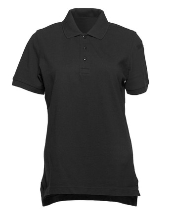 5.11 Tactical - Women´s Short Sleeve Professional Polo Black