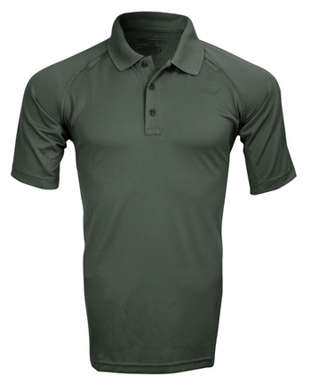 5.11 Tactical - Performance Polo S/S TDU Green