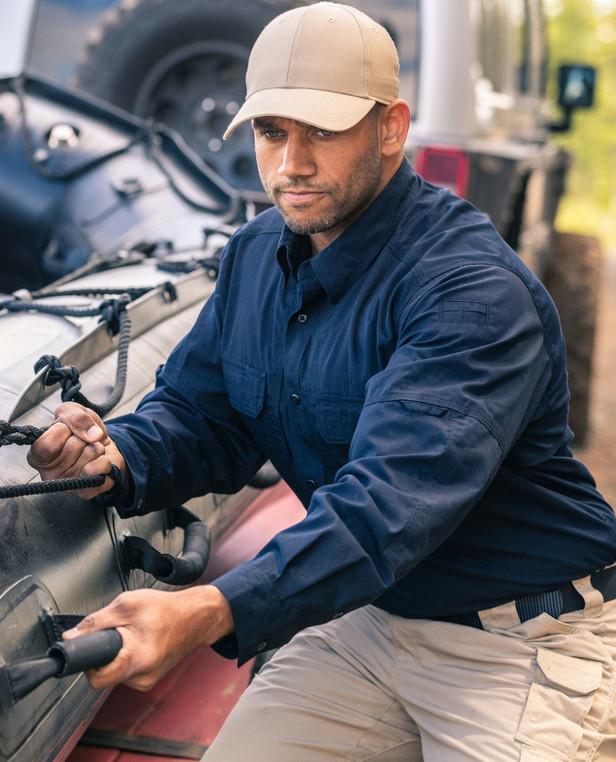 5.11 Tactical Taclite Uniform Cap TDU Green