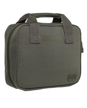 5.11 Tactical - Double Pistol Case Ranger Green