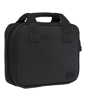 5.11 Tactical - Double Pistol Case Black