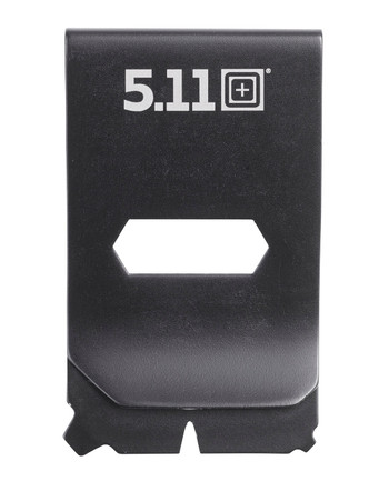 5.11 Tactical - Multitool Money Clip Black Oxide