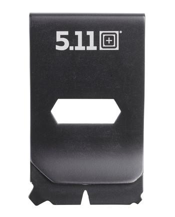 5.11 Tactical - Multitool Money Clip Black Oxide