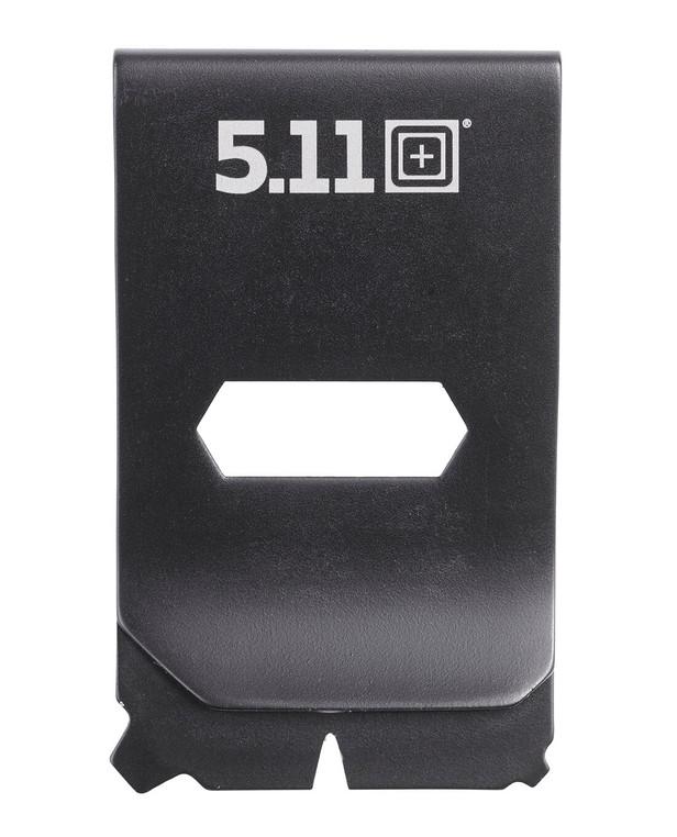 5.11 Tactical Multitool Money Clip Black Oxide