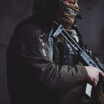 5.11 Tactical - Approach Jacket Black Schwarz