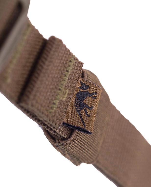 TASMANIAN TIGER TT Chestbelt 20mm Coyote Brown