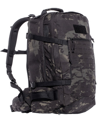 TASMANIAN TIGER - TT Mission Pack MKII Multicam Black