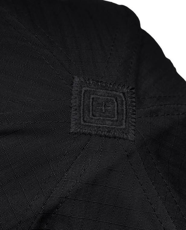 5.11 Tactical Taclite Uniform Cap Black Schwarz